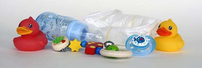 affaires de voyage pour bébé