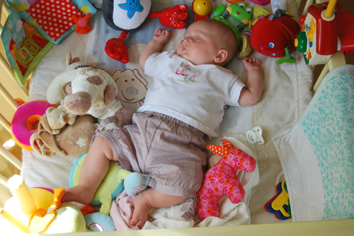 Doudou pour bébé